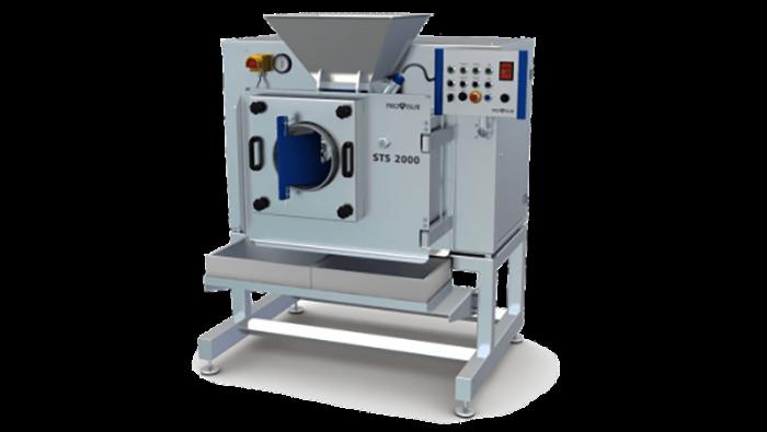 STS 2000 Separation Machine